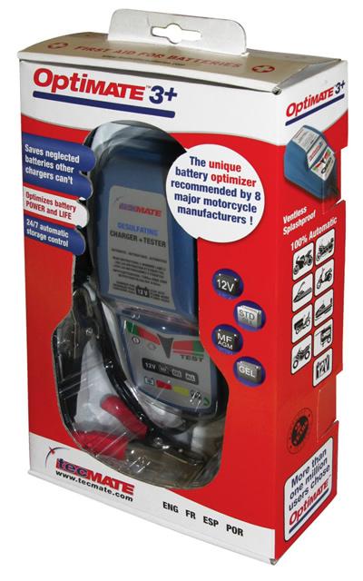 Зарядное устройство Optimate 3+