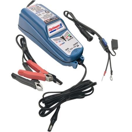 TM222 optimate 5 voltmatic зарядное устройство аккумуляторных батарей
