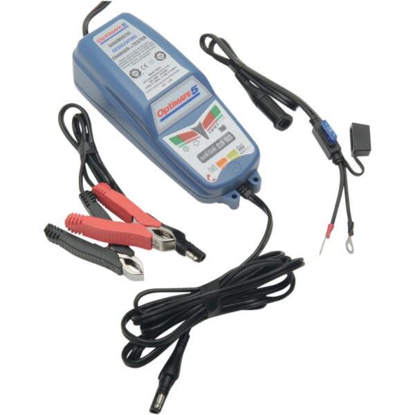 TM220 optimate 5 2,8A зарядное устройство аккумуляторных батарей