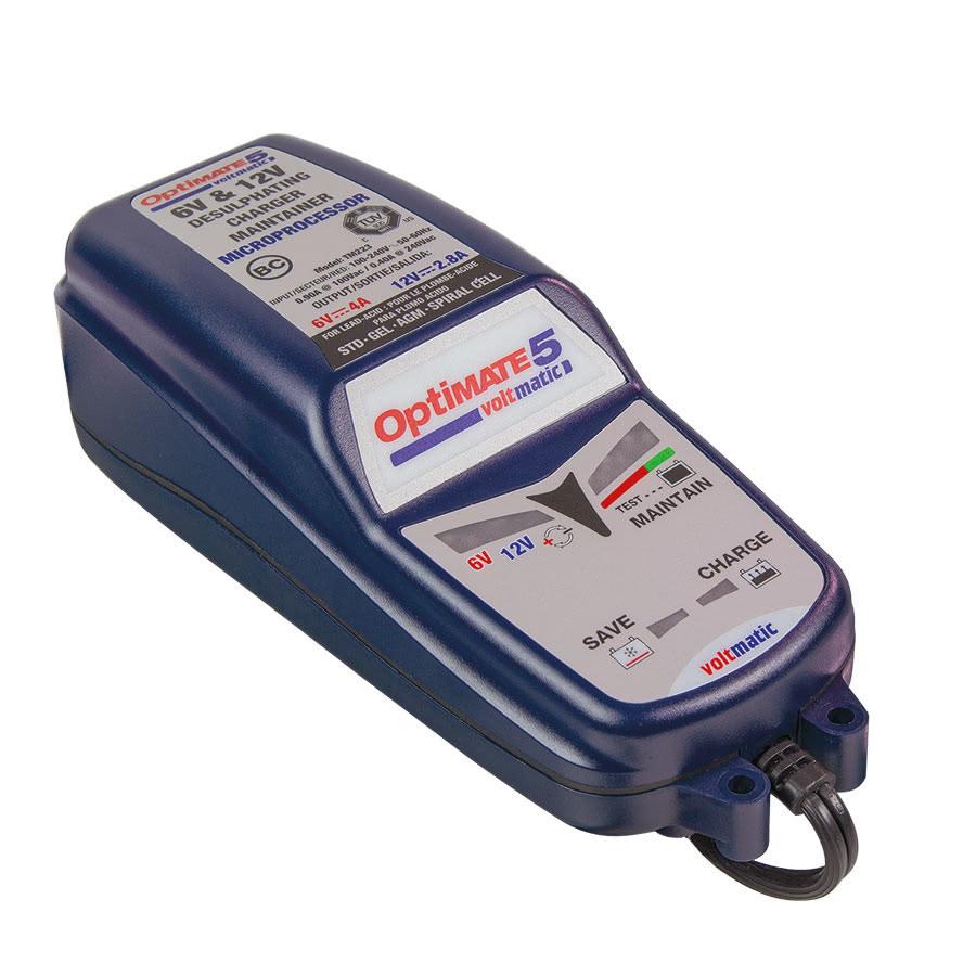 Зарядное устройство OptiMate-5-VoltMatic-TM222