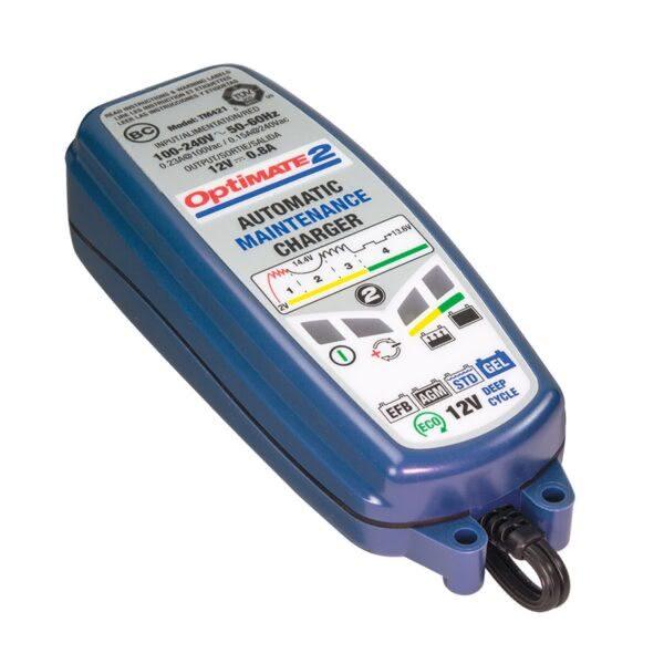 TM420 Зарядное устройство Optimate 2