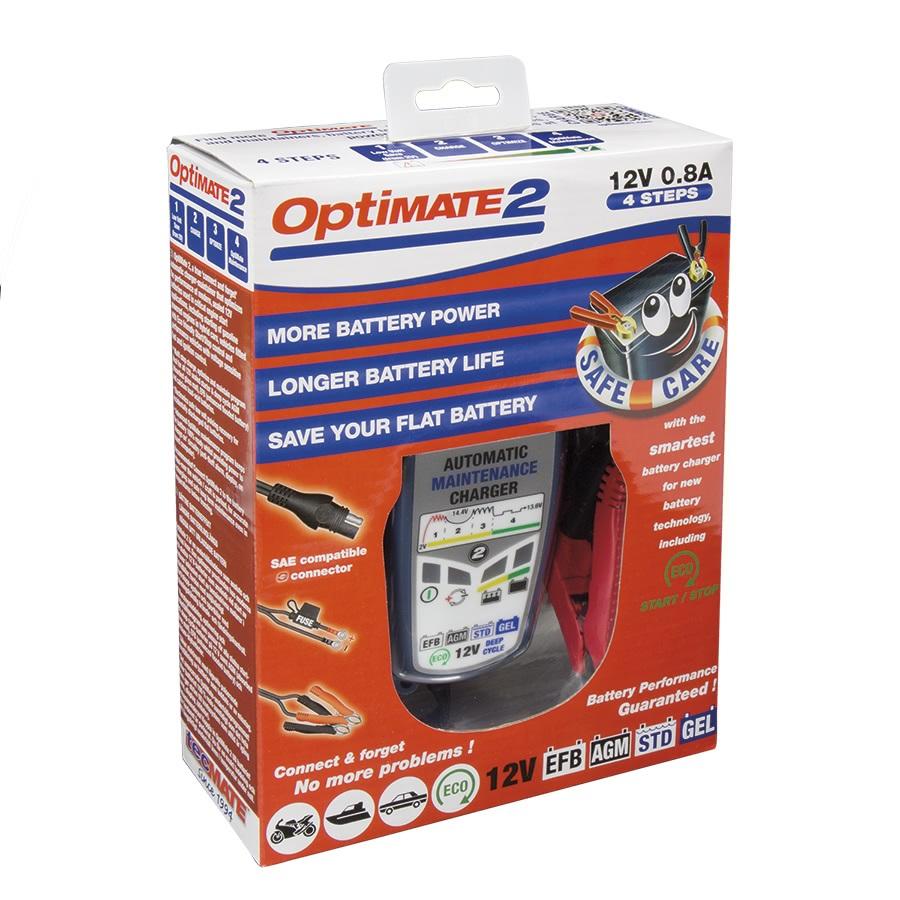 TM420 optimate 2 зарядное устройство аккумуляторных батарей