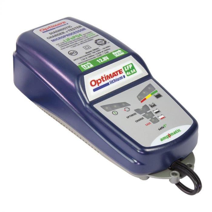 Зарядное устройство tm290-lithium-charger