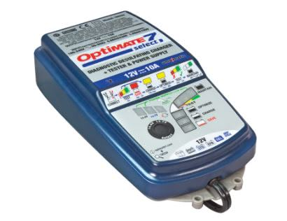 Зарядное устройство Optimate 7 Select, TM250