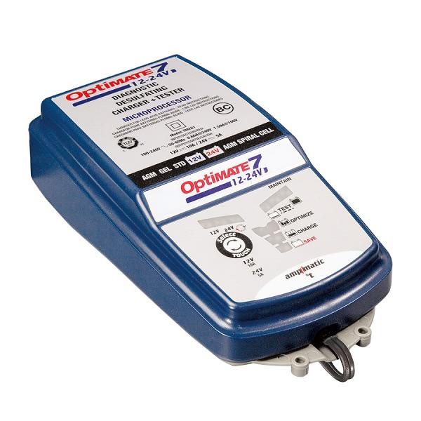 TM260 Зарядное устройство Optimate 7 12/24
