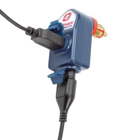 din usb адаптер зарядное устройство bmw, triumph, ktm, husqvarna