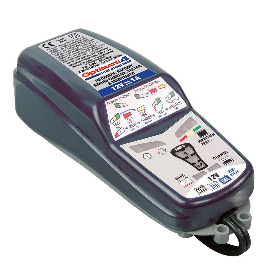 tm340_optimate4 Зарядное устройство