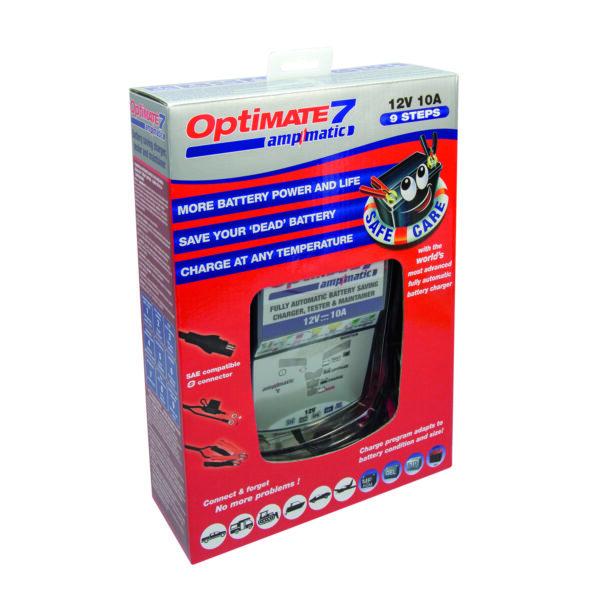 optimate 7 ampmatic, tm254