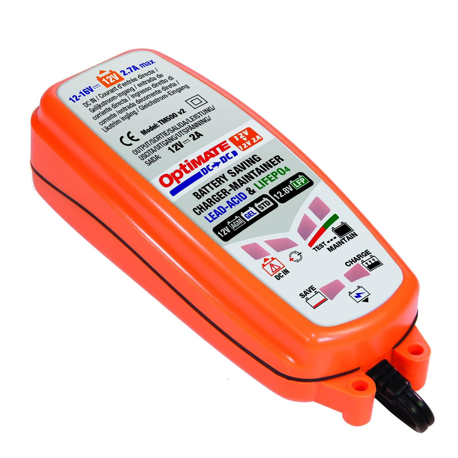 TM500 Зарядное устройство Optimate DC-DC