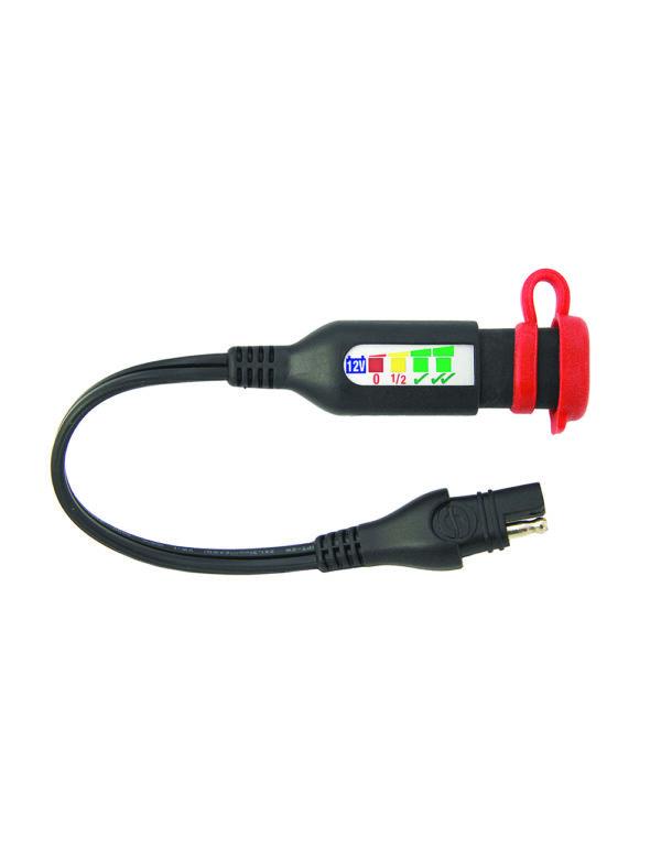 O125-battery-monitor монитор заряда аккумулятора