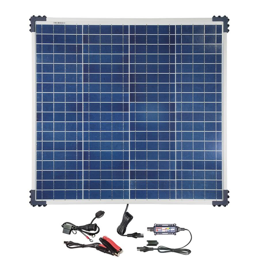 Солнечное зарядное устройство аккумулятора Optimate Solar 60W TM523-6